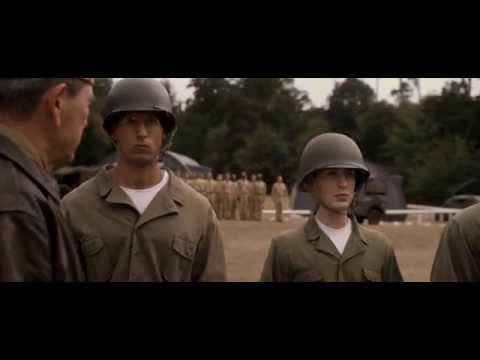 Captain America The First Avenger-Every Army Starts With A Man