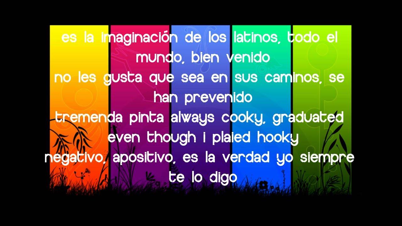 lyrics arriba:
