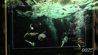 James Bond 007 - SKYFALL VIDEOBLOG - The latest SKYFALL videoblog takes us behind the scenes of the film's underwater fight sequence.