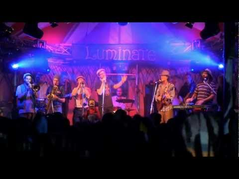 Newtown Rocksteady - Babyface Rhythm @ Luminate Festival HD