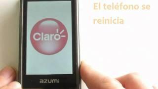 Tutorial Azumi A1: Desbloquear SIM 2
