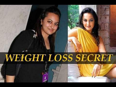 Sonakshi Sinha Weight Loss Secret Revealed
