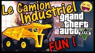 GTA V Le Camion Benne (Plus GROS VEHICULE De GTA5