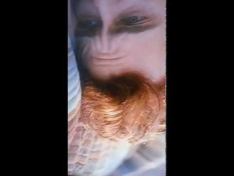 Joaquin Phoenix's Forehead (Rotated)