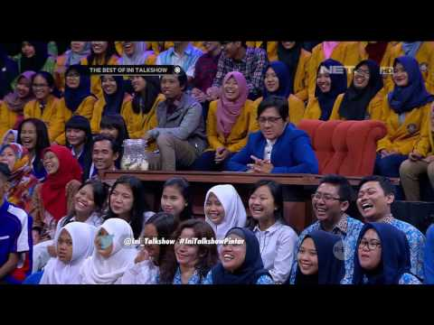 The Best Of Ini Talk Show - Makanan Super Asik Mang Saswi