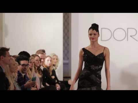 DORE F/W 2014 at New York Fashion Week