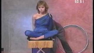 Princess Flying Carpet Magic Trick