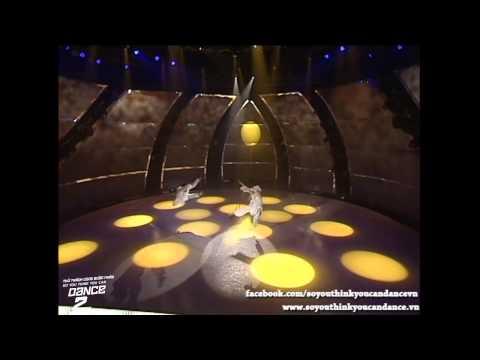 [SYTYCD 2] - Thử Thách Cùng Bước Nhảy - Kết Quả Chung Kết 8 [FULL] (24/11)