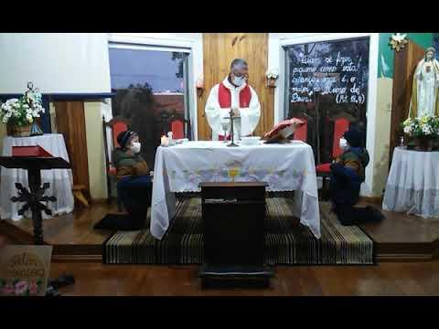 Santa Missa | 14.08.2021 | Sábado | Padre Robson Antônio | ANSPAZ
