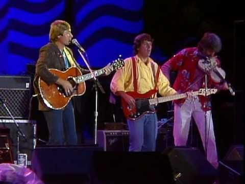 John Denver & Nitty Gritty Dirt Band - Thank God I'm A Country Boy (Live at Farm Aid 1985)