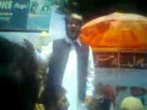 Shabir Shah with Syed Ali Shah Geelani