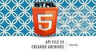 Curso de HTML 5. Parte 56