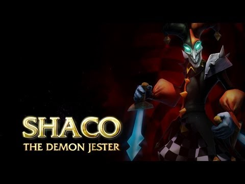 League of Legends - Shaco Champion Spotlight
