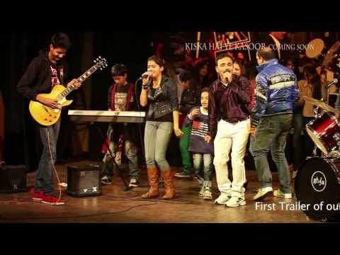 D7th the band's Album Trailer( KISKA HAI YE KASOOR )