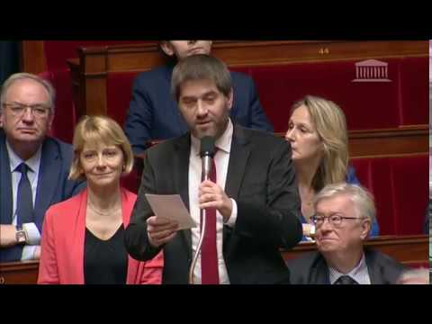 M. Jérôme Nury - Couverture en téléphonie mobile