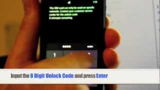 Unlock Nokia Lumia How To Unlock Nokia Lumia 610, 710