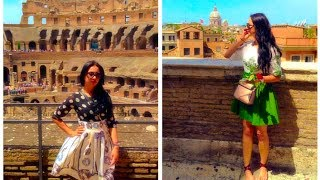 Moda Europea* Outfits En Paris Y Roma- Fashion Tips