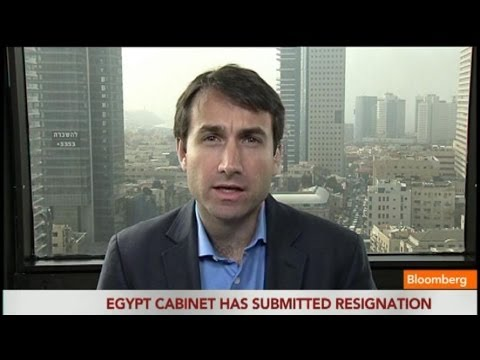 Egypt's Cabinet Submits Resignation: What Now?