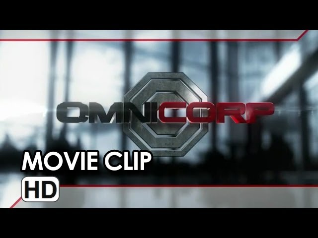 RoboCop OmniCorp Product Video (2014) - Jose Padilha Movie HD