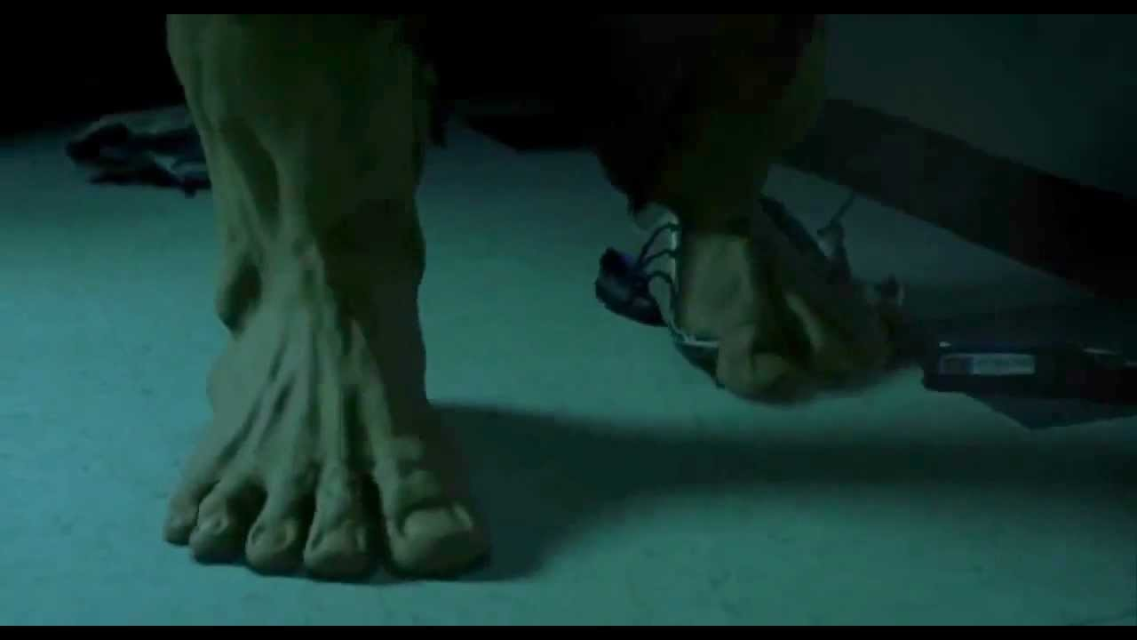 Hulk Foot - YouTube