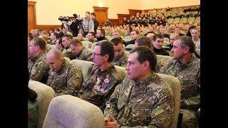 Представники ХНУВС взяли участь в урочистостях з нагоди Дня українського добровольця