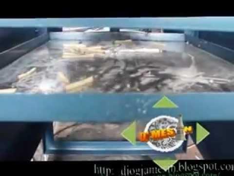 mesin stick kentang
