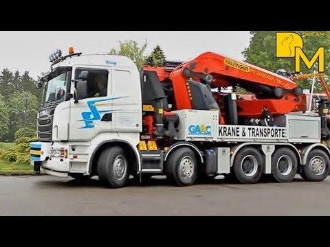 Palfinger PK 200002L-SH Kranwagen GAAC Scania R560 truck mobile crane