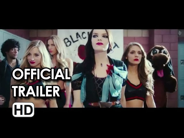 All Cheerleaders Die Official Trailer #1 (2014) - Lucky McKee, Chris Sivertson HD