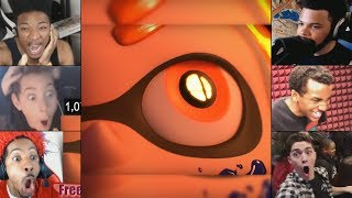 GAMERS REACTIONS TO SUPER SMASH BROS. FOR NINTENDO SWITCH (Smash 5)