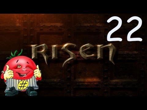 Прохождение Risen: 22я часть [Подробности о дисках]