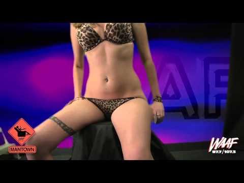 WAAF Miss Mantown 2012 Candidate : Jayden