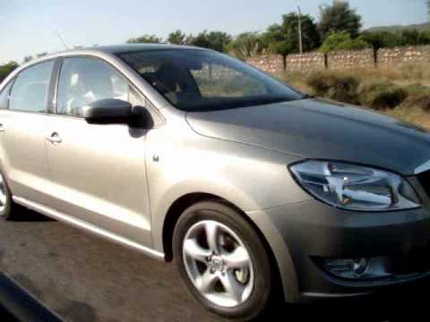 2011 Skoda Rapid Review : Cartradeindia.com