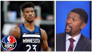 How the Jimmy Butler saga is hurting Timberwolves, Karl-Anthony Towns and NBA | NBA Countdown