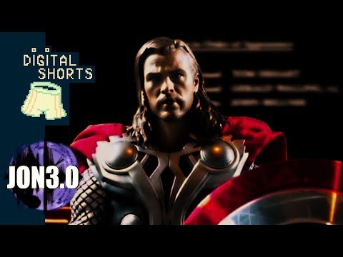 DIGITAL SHORT Thor the Dark World After Credits Parody