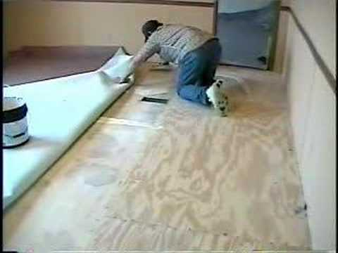 Do it yourself carpet installation youtube for Do it yourself flooring
