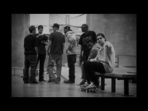 TOP10 RAP - músicas para andar de skate #2