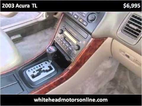 Acura on 2003 Acura Tl Used Cars Trenton Nj   Youtube