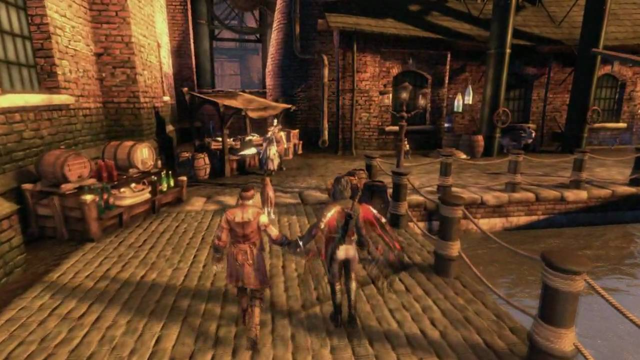 Fable 3 Gameplay (HD) - YouTube