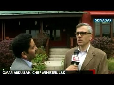 There is a Modi wave, but not across entire country: Omar Abdullah