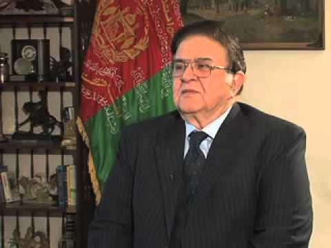 Interview with Abdul Rahim Wardak