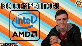 x86 CPUs: Why Intel and AMD have no competition