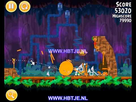 Angry Birds Short Fuse 25-6 3 stars