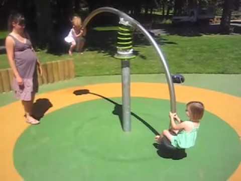 England S Cool Playground Equipment Youtube