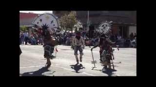 """CHA BII TU Apache Crown Dancers"" Apache Jii Day 2013"