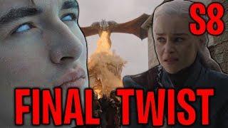 Daenerys Didn't Burn King's Landing ... Bran Stark Did!   Game of Thrones Season 8