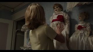 Real Disturbing Story Annabelle The Doll Evil Most Haunted