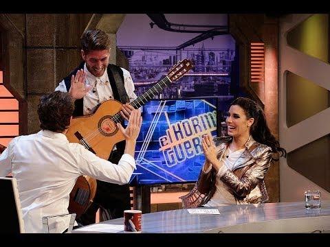 El Hormiguero 3.0 - Sergio Ramos sorprende a Pilar Rubio con una canción en El Hormiguero 3.0