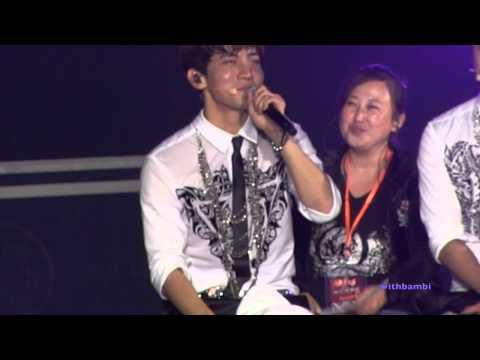 [HD720P]20141116 Best of Best in Guangzhou changmin talk cute scene