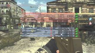 MW3 GB Commentary #59 A TEAM MATCH!!! view on youtube.com tube online.