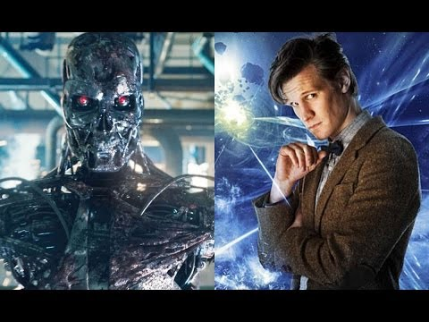 AMC Movie Talk - Doctor Who Joins TERMINATOR GENESIS, More STAR WARS Casting